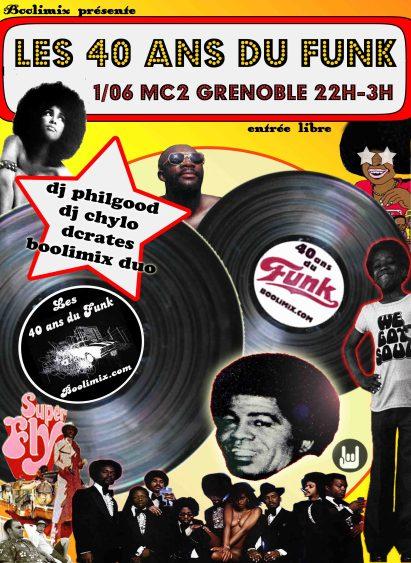 40 ans du Funk 2