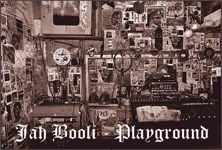 Jah Booli - Playground